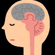 頭痛の女性の絵